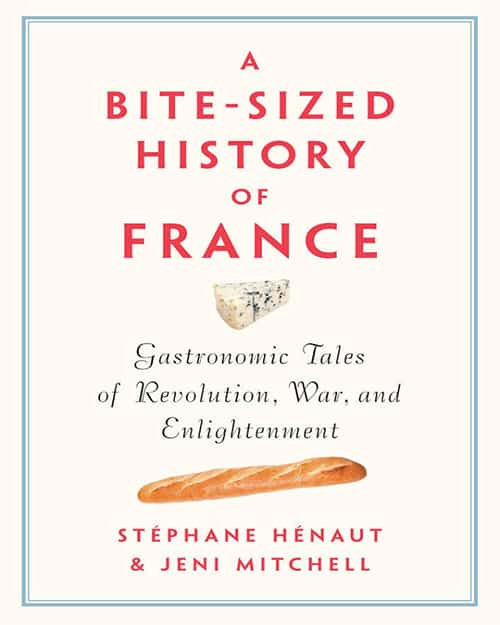 Book cover of Bite-Sized History of France