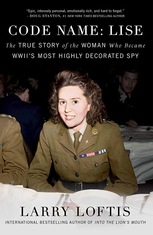 Book Cover of Code Name: Lise