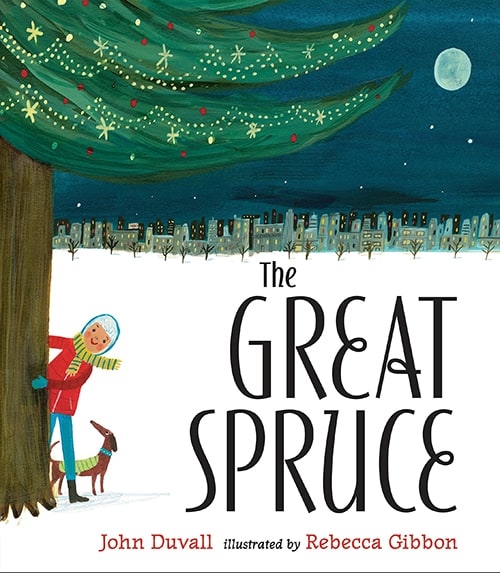 The Great Spruce book cover