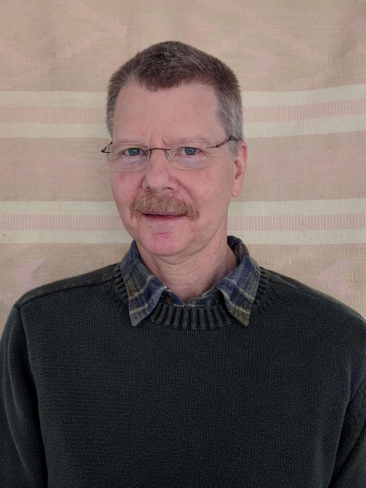 Time Blevins, Placitas library director
