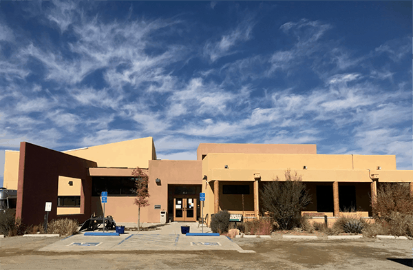 The Placitas Community Library Building