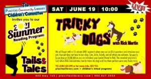 Tricky Dogs Children's Program